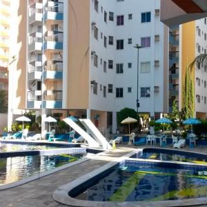 Imagem representativa: Aluguel para temporada no Residencial Águas da Fonte em Caldas Novas